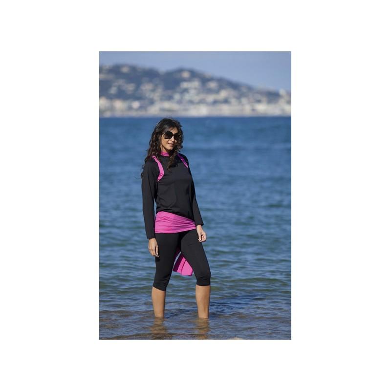 Ynes tunique - Maillot de bain femme voilée ou pudique