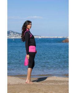 Tina Legging cycliste : Maillot de bain pour femme voilée ou pudique