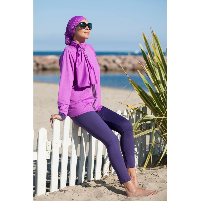 Leggings - Unis - Burkini