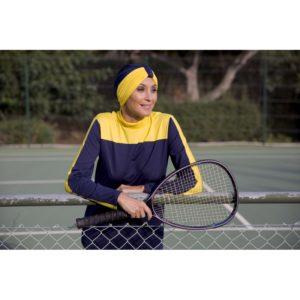 Lea- vêtement sport pour femme voilée