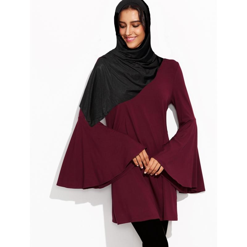 a25cab12402 Tunique Rétro pour Femme Musulmane