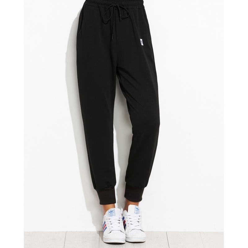 Jogging noir