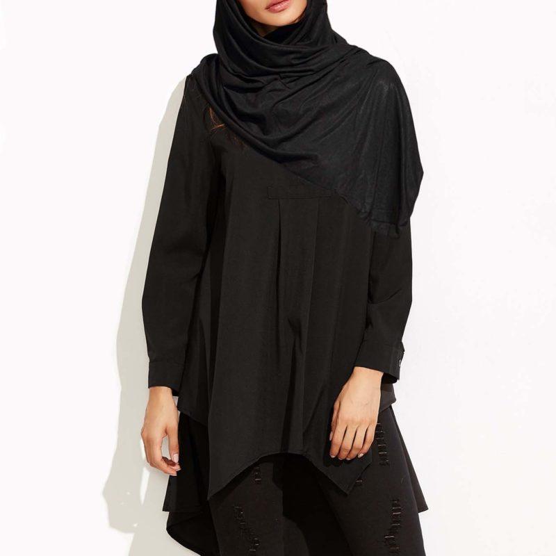 vetement islamique femme Chemise