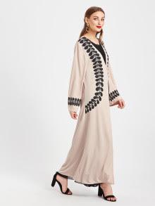 Vetement Femme Musulmane Abaya Moderne