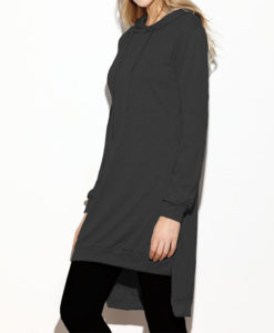 Vetement Femme Musulmane Sweat Shirt Maxi Profil