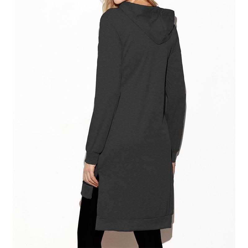 Vetement Islamique Femme Sweat Shirt Dos
