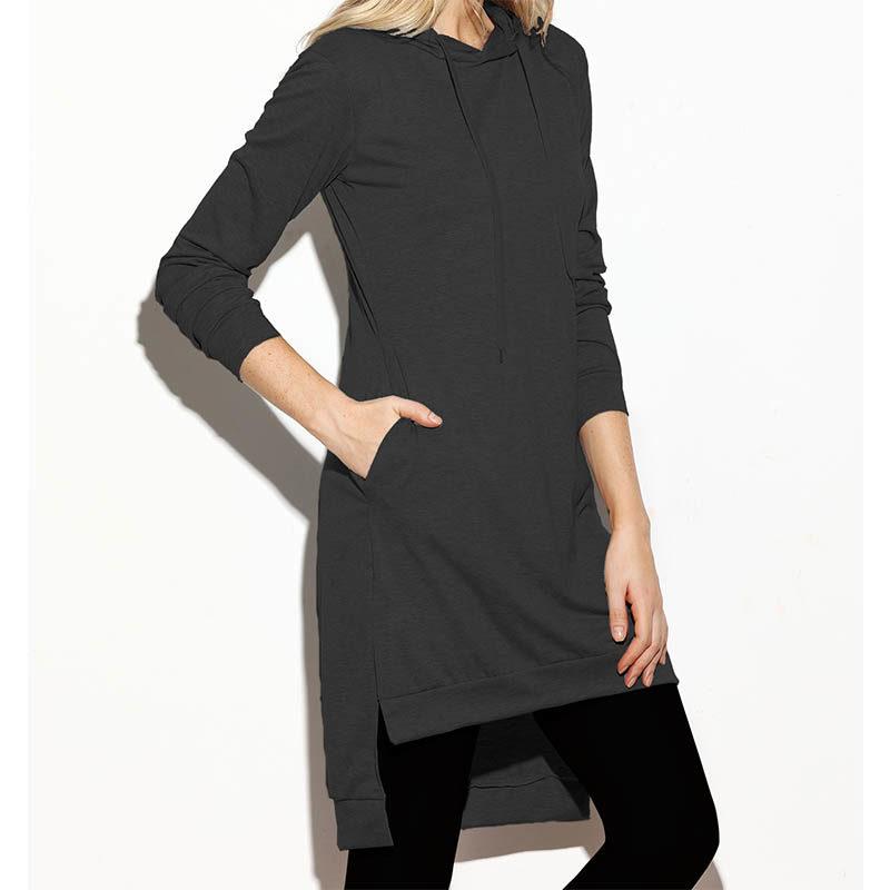 Vetement Islamique Femme Sweat Shirt Profil