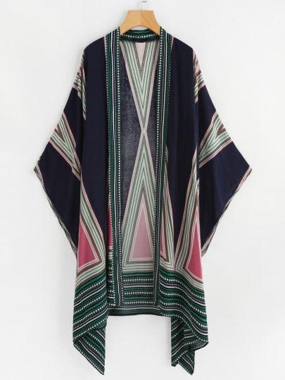 Kimono geometrique