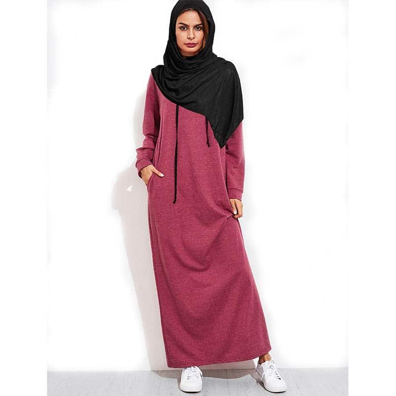 Vetement femme musulmane moderne