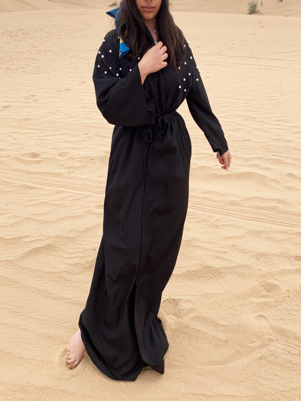 Abaya femme musulmane