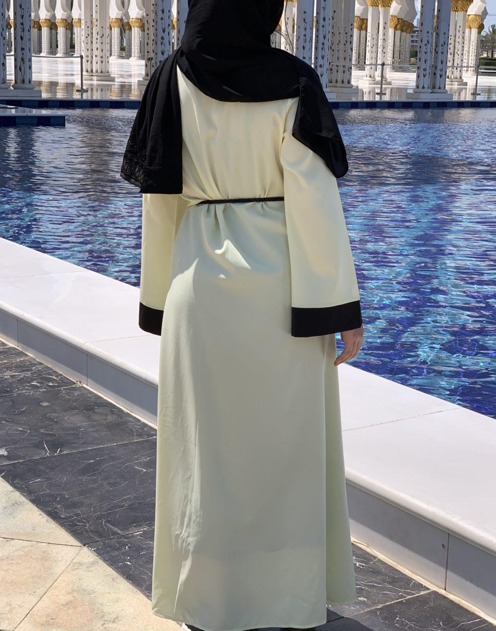 Abaya mode modeste