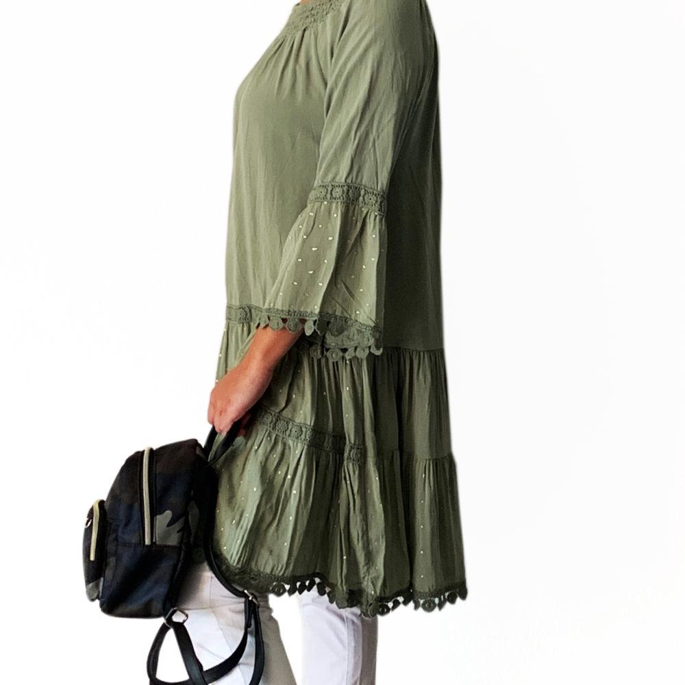 Tunique modeste mode