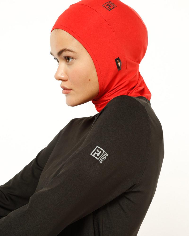 Bonnet hijab sportswear