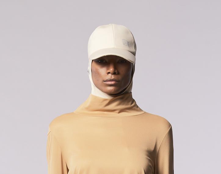 Casquette hijab