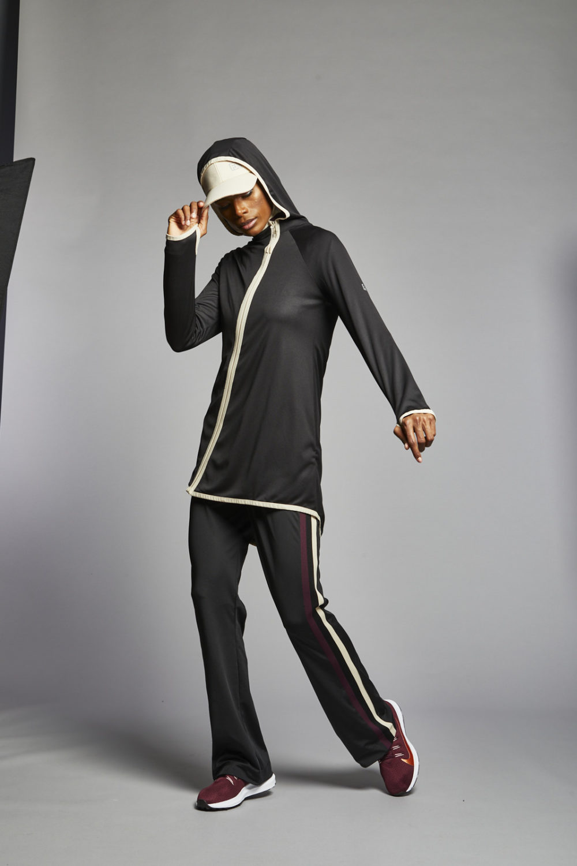 Veste sport femme musulmane