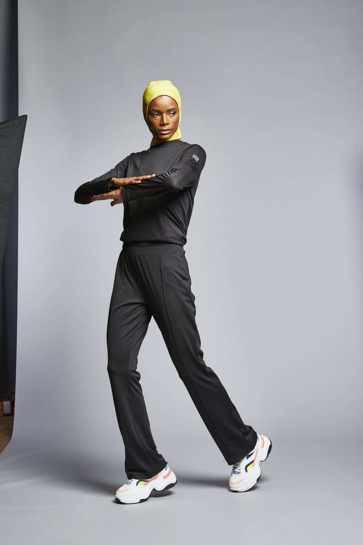 Sweat-shirt sport femme musulmane
