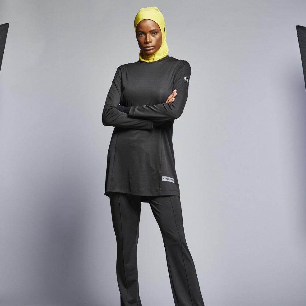 Sweat-shirt pour femme musulmane